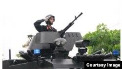 """Thủ tướng Việt Nam ra lệnh không để xảy ra """"một sơ suất nhỏ nào"""" về an ninh tại APEC. Bộ trưởng Tô Lâm nói """"tất cả mọi việc đều đảm bảo và chu đáo."""" (Ảnh chụp màn hình báo Tuổi Trẻ)"""