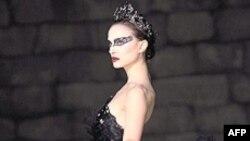 Black Swan filminden bir sahne