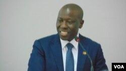 Gibril Mané, PCA da Autoridade Reguladora Nacional