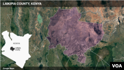 Kaunti ya Laikipia, Kenya