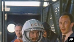 50 Years of Manned Space Flight