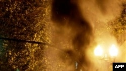 Բախումներ Օկլենդ քաղաքում` ցուցարարների և ոստիկանների միջև