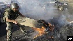 گسترش قوای امنیتی سوریه در شمال غرب آن کشور