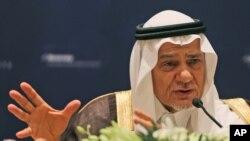 شاهزاده سعودی ترکی الفیصل، رئیس پیشین سازمان اطلاعات عربستان