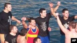 Водици во Охрид