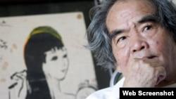 Nhà văn Hoàng Phủ Ngọc Tường (Ảnh chụp từ trang datviet.vn)