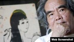 Nhà văn Hoàng Phủ Ngọc Tường (Ảnh chụp từ trang web datviet.vn)