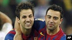 اسپین 2011ء کی بہترین فٹ بال ٹیم قرار
