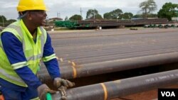 Mozambique aNADARKO GAS 5