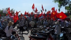 Chinese Worker Killed in Vietnam Protest