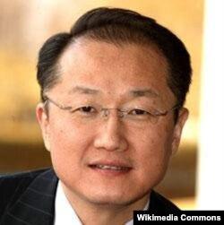ດຣ. Jim Yong Kim, ປະທານທະນາຄານໂລກ