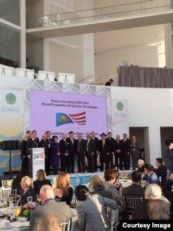 Qozog'iston-AQSh konvensiyasi, 2015