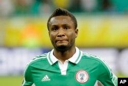 John Obi Mikel-Nigeria