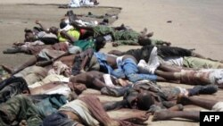 Şeriatçıların görüşünü paylaşmayan Nijeryalılar