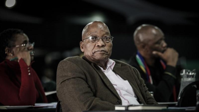 Afrique du Sud: Zuma se défend d'être corrompu et crie à la machination