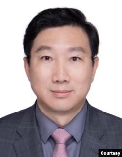 中国人民大学国际政治系副教授成晓河 (照片提供: 成晓河)