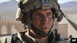 Sersan Robert Bales yang dituduh membantai warga Afghanistan menghadapi kemungkinan hukuman mati. (Foto: Dok)
