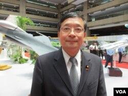 台湾在野党亲民党立委李桐豪
