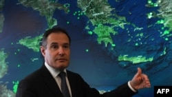 Руководитель «Фронтекс» Фабрис Леггери (архивное фото)