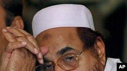 Hafiz Mohammad Saeed, sáng lập viên của nhóm chủ chiến Lashkar-e-Taiba