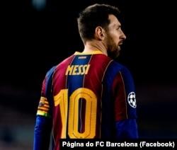 Leonel Messi. (Foto: Courtesy/Facebook FC Barcelona)