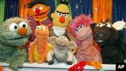 خیابان سسمی یکی از محبوب ترین مجموعه های تلویزیونی برای کودکان است