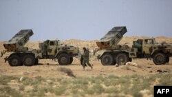 Силы Каддафи готовятся к штурму Бенгази