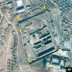 美國衛星圖片顯示北韓核設施(資料圖片)