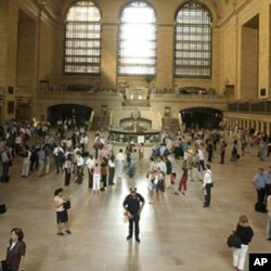 La station Grand Central de New York