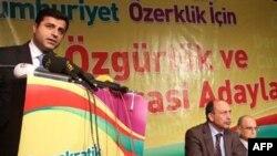 BDP Grup Başkanvekili Selahattin Demirtaş