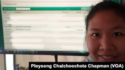 Ploysong Chaichoochote Chapman, a 33-year-old Thai real estate salesperson in Syracuse, New York