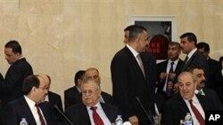 ملاقات رهبران سیاسی و ادامۀ بن بست سیاسی در عراق