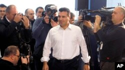 """Зоран Заев: """"злоупотреба на Груевски при изборните процеси и грабежите во изборните циклуси во Македонија, незапаметени во светски рамки""""."""