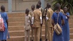 La rentrée scolaire des élèves déplacés internes