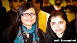 nighat dad with malala yousafzai