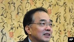 海基会副秘书长马绍章
