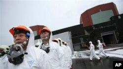 타이완 북동부 타이페이 카운티의 핵 발전소. (자료사진)