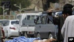 حد اقل ۲۶ نفر در انفجار انتحاری در عراق کشته شدند