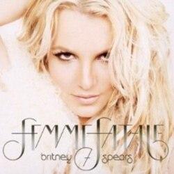 "Britney Spears' ""Femme Fatale"" CD"