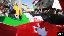 Ürdün'de Gösterilere Şiddet Karıştı