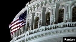 Điện Capitol ở thủ đô Washington DC