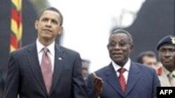 Барак Обама: партнерство основывается на взаимной ответственности