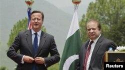 ນາຍົກລັດຖະມົນຕີອັງກິດ ທ່ານ David Cameron ໄປຢ້ຽມຢາມ ນະຄອນຫລວງ Islamabad ໃນວັນອາທິດ ທີ 30 ມິຖຸນາ 2013