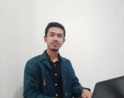Mahasiswa ITB Taufiq Husada Daryanto menjadi salah seorang finalis kompetisi 'Better Working World Data Challenge.' (Courtesy: Taufiq Daryanto)