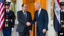 У середу аль-Малікі зустрівся з віце-президентом США Байденом