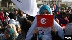 Las tunecinas gozan de ciertas libertades por lo general no vistas por las mujeres en otros países islámicos.