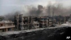 Alepo, Sirija (arhiva)