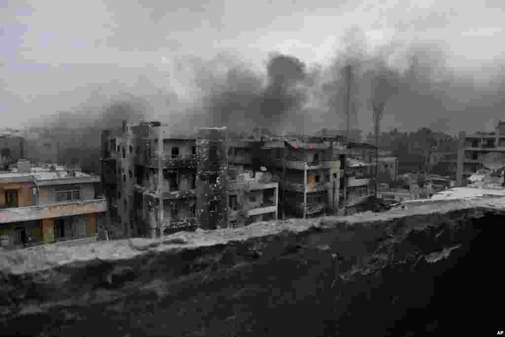 شام کی صورتحال سے متعلق میونخ میں ہونے والے اجلاس میں شریک بڑی طاقتیں جنگی کارروائیوں کے خاتمے پر متفق ہو گئی ہیں۔
