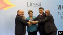 Los líderes del grupo Brics concretan el nuevo banco después de tres año de negociaciones.