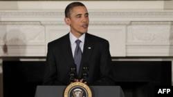 Tổng Thống Obama nói người Iraq chứng tỏ rằng quyết tâm của họ nhằm đoàn kết quốc gia và xây dựng tương lai, mạnh hơn quyết tâm của những kẻ muốn đẩy Iraq vào xung đột phe phái và khủng bố